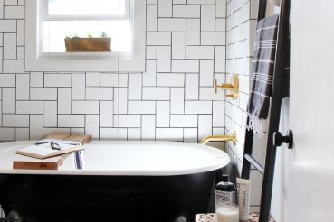Inspirerende badkamerverbouwing van Jenni