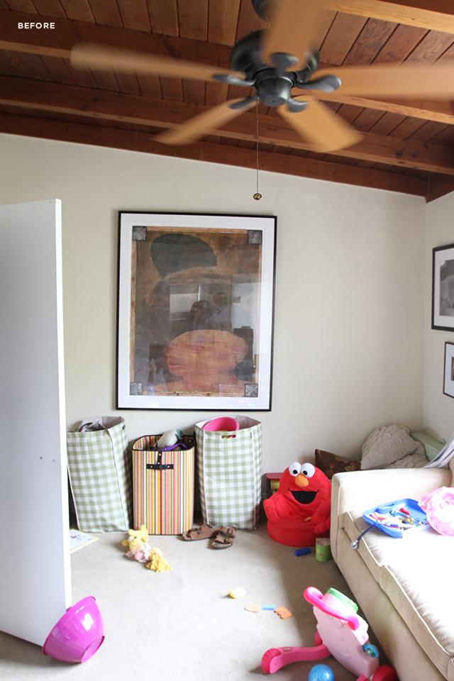 Inspirerende woonkamer verbouwing van Sarah