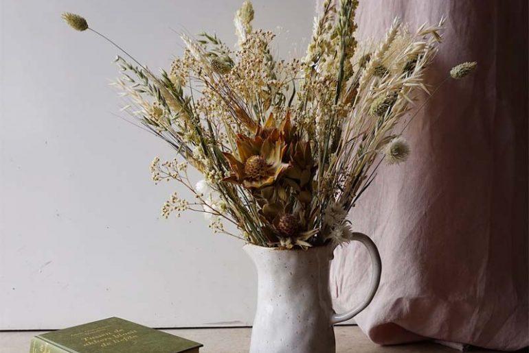 interieur verlanglijstje droogbloemen aimelie