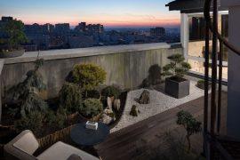 Japans balkon