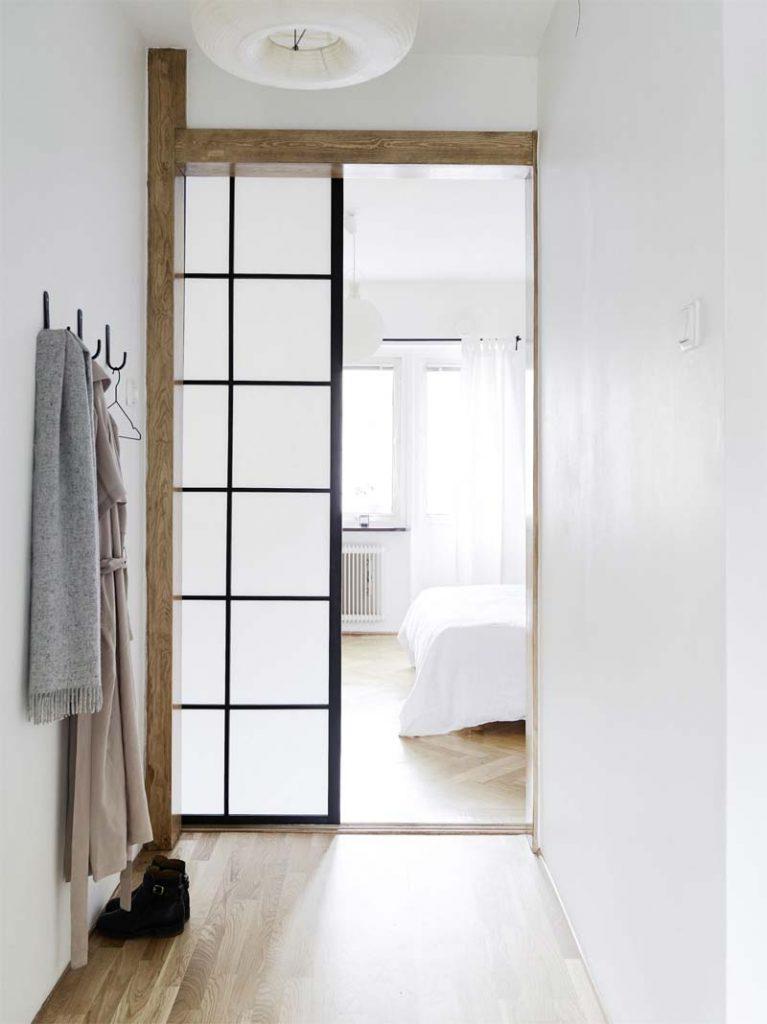 japans interieur japanse schuifdeur