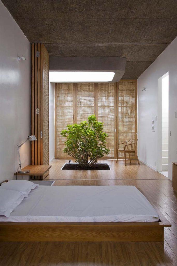 japans interieur kleuren