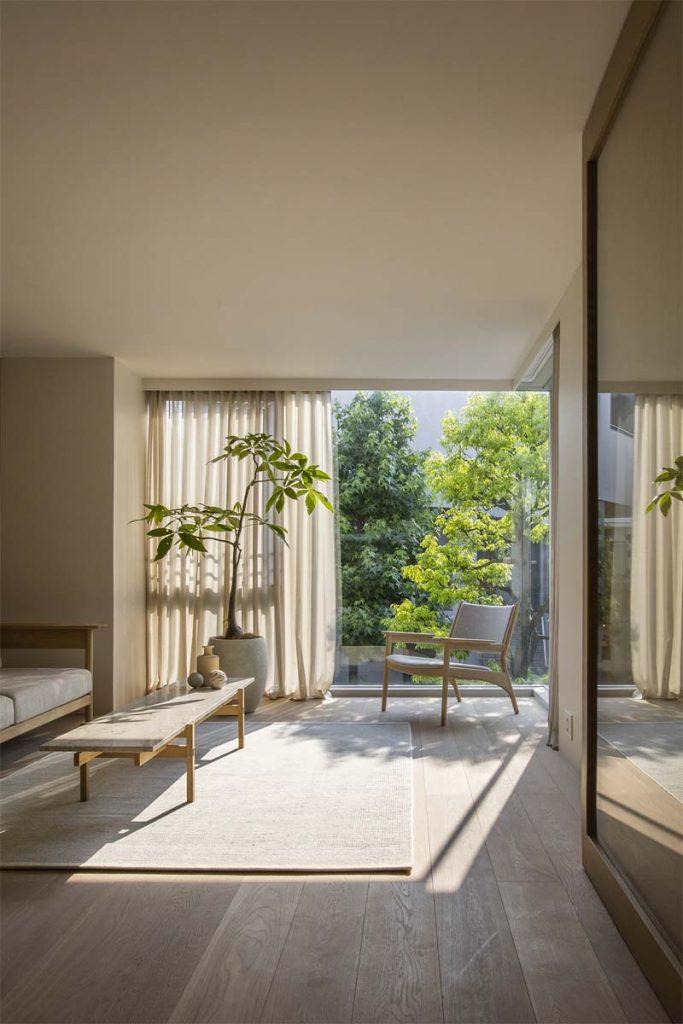 japans interieur natuur