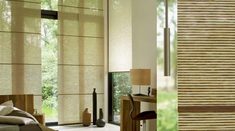 japans interieur paneelgordijnen