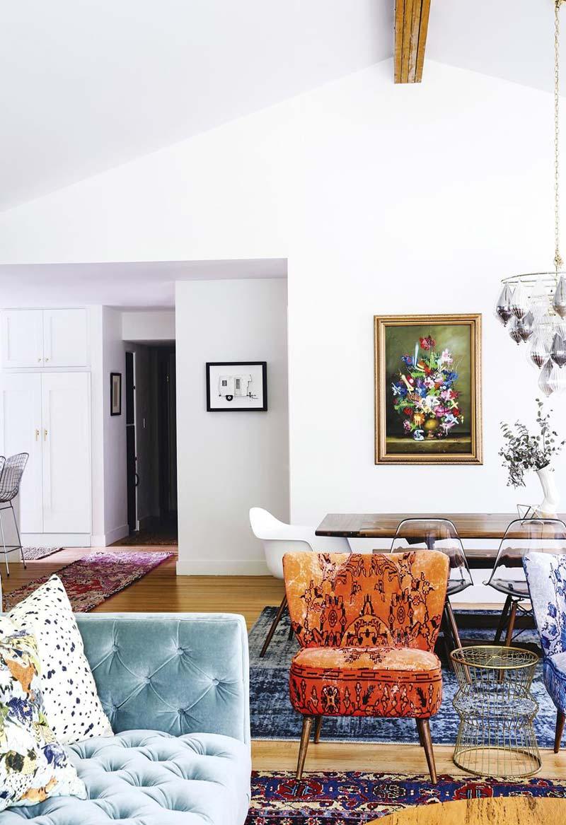 Jaren '50 woning in eclectische stijl