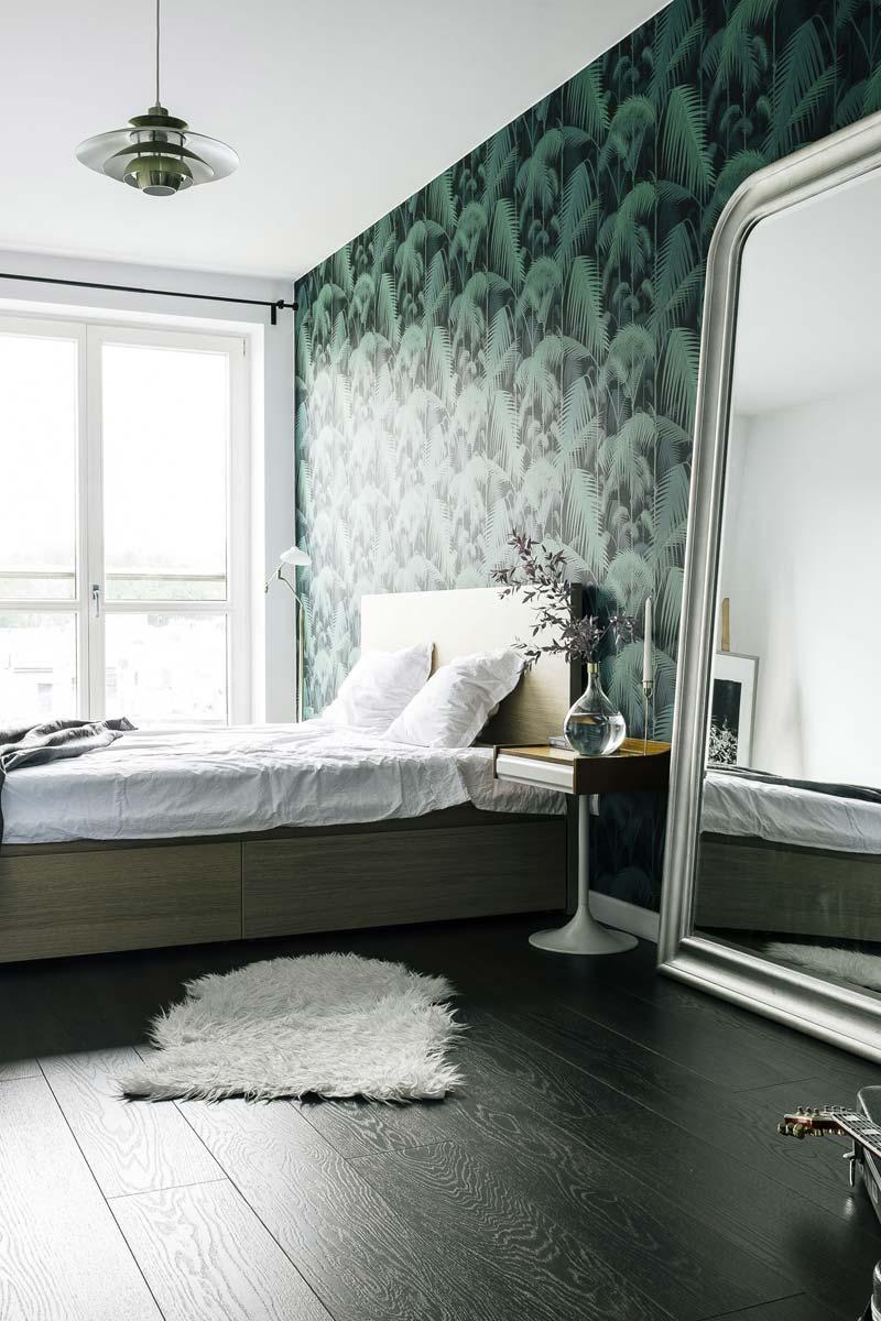 jungle behang slaapkamer