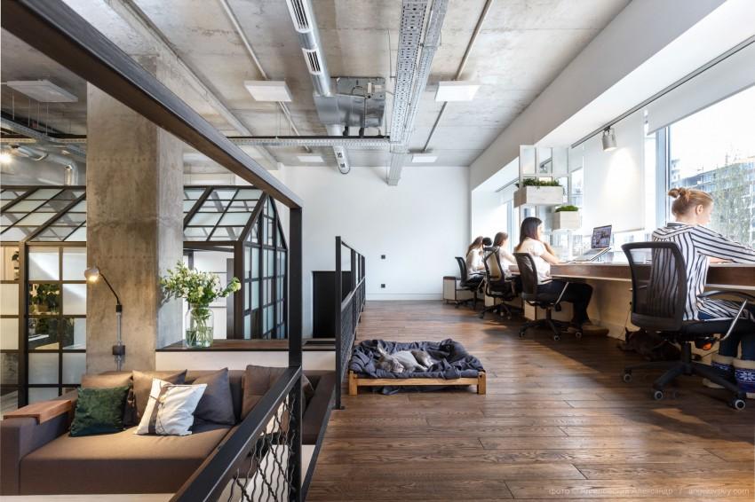 Kantoor met een thuisgevoel homease for Kantoor interieur design