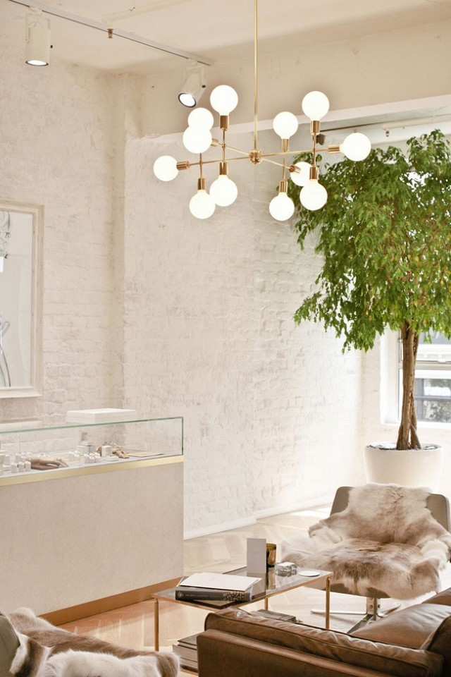 Kantoor en showroom van Naveya & Sloane