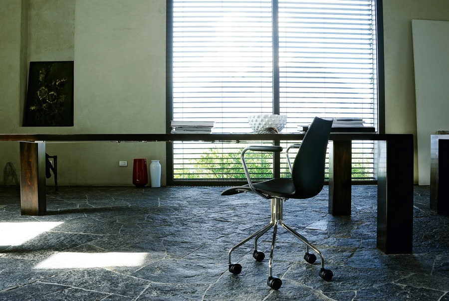 Kartell Maui Soft bureaustoel