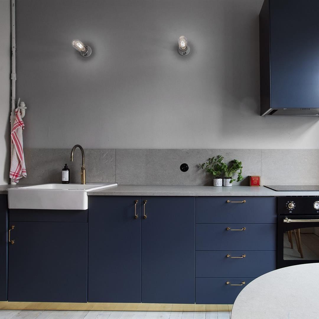 Plint Onder Keuken.Keuken Met Een Andere Kleur Plint Homease