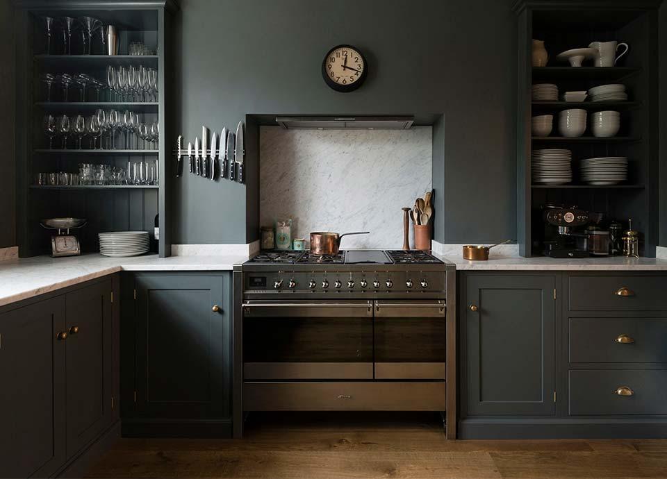 keuken makeover tips achterwand kleur verven