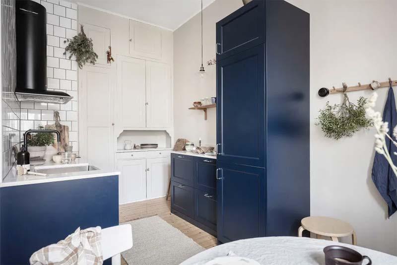 keuken makeover tips deurtjes schilderen