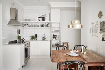 Keuken verbouwing voor de verkoop