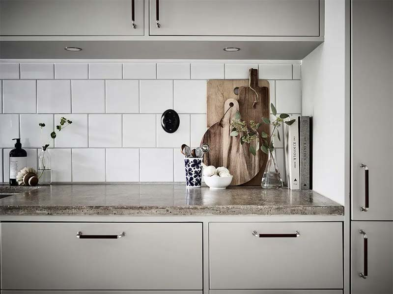 keuken wandkasten spotjes