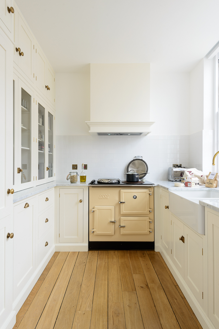 keuken wit verven