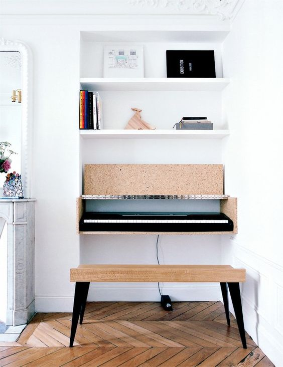 keyboard-in-huis