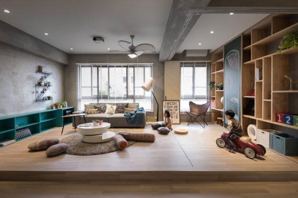 13 Bijzondere Woonkamer Decoraties: Meer dan ideeën over vloer ...