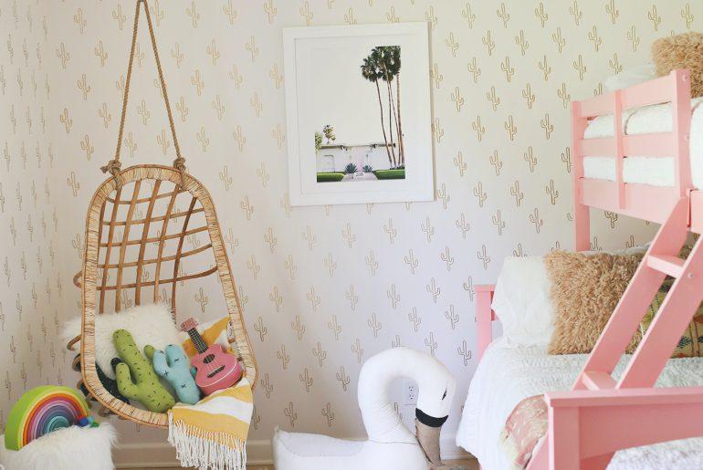 Kinderkamer Kinderkamer Thema : Roze kinderkamer