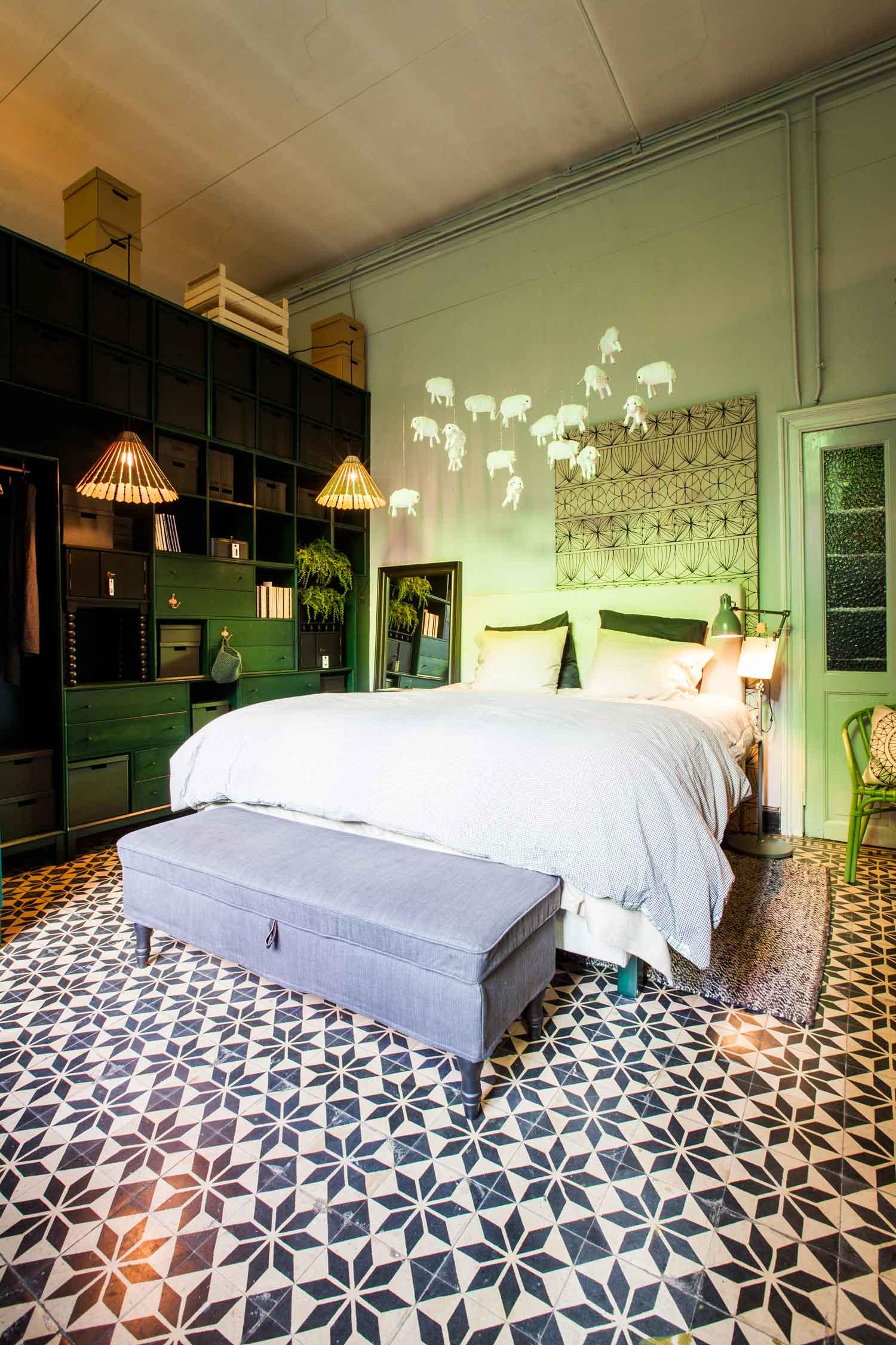 Klassieke slaapkamers van EYES/NIGHTS ONLY | HOMEASE