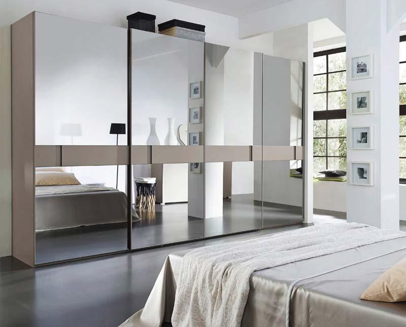 kledingkast op maat spiegeldeuren