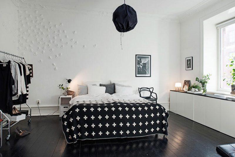 kledingrek in slaapkamer ideeën