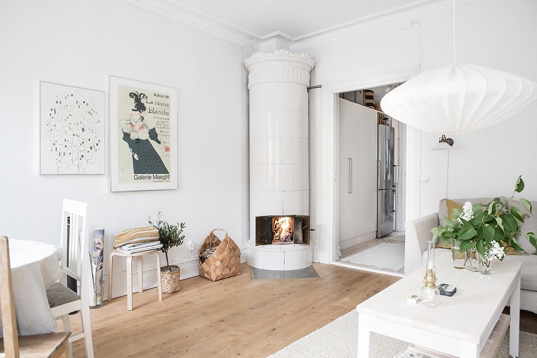 Klein appartement van 56m2 met een slimme indeling homease - Een klein appartement ontwikkelen ...