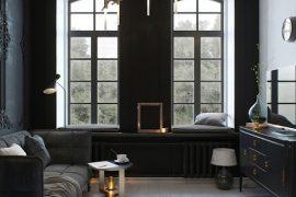 8x Minimalistische Werkplek : Stijlvolle minimalistische werkplek in scandinavisch appartement