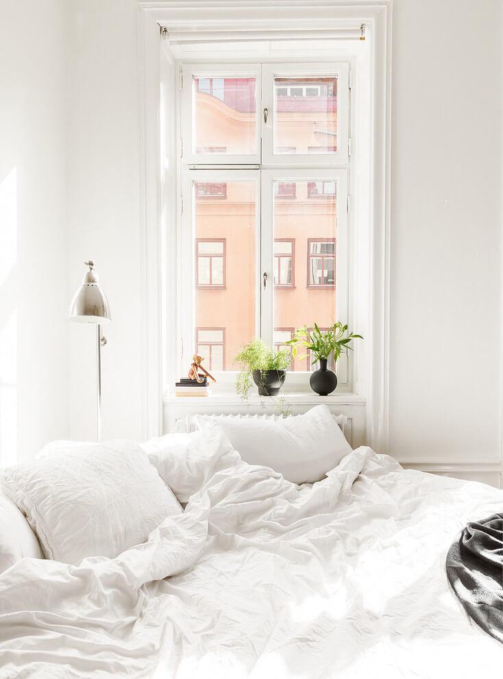 Klein eenkamerappartement uit Stockholm