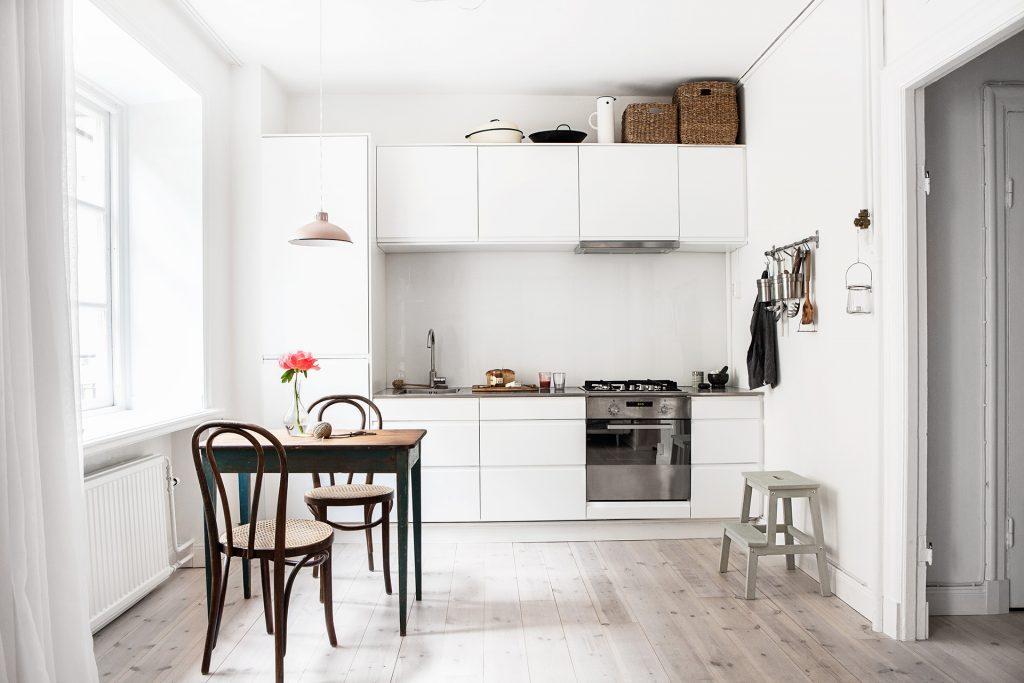 Klein maar super fijn appartement van 37m2