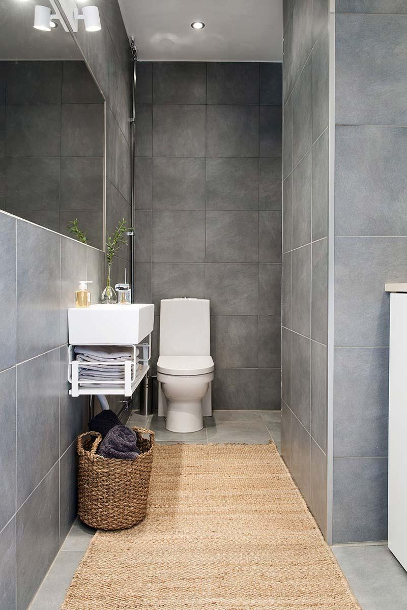 kleine badkamer tegels