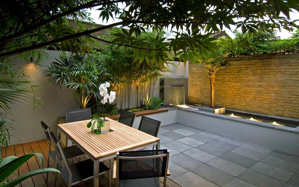 kleine tuin ontwerpen bali tuin