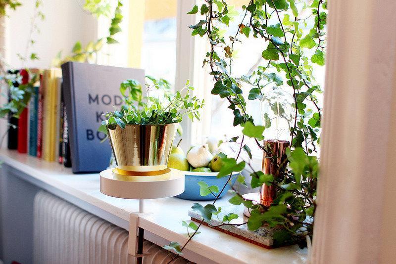 Extra vensterbank ruimte met klemplankjes