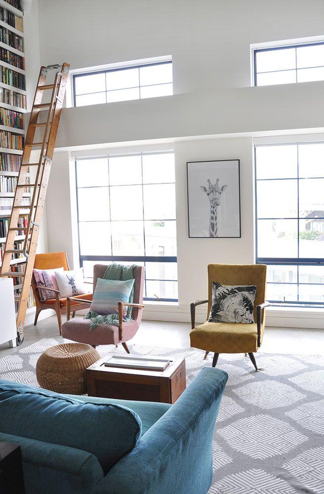 10x Ladder voor de boekenkast | HOMEASE