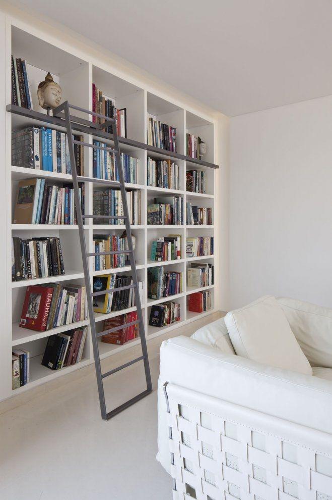 Super 10x Ladder voor de boekenkast | HOMEASE &AE24