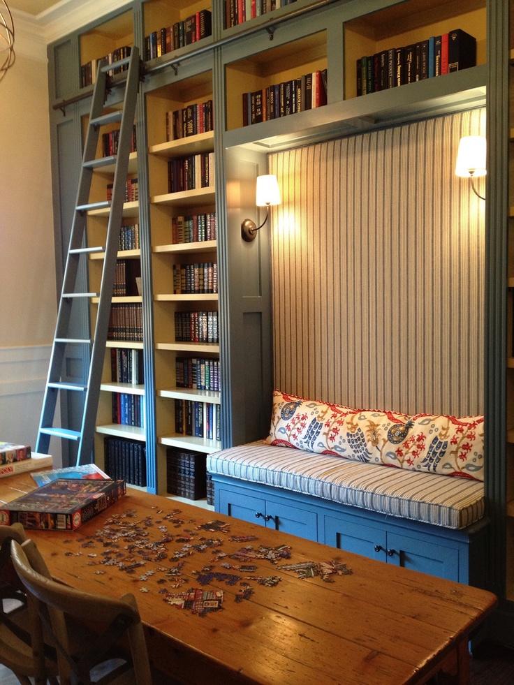 mooie ladder boekenkast witte ladder bron tidbitsandtwinecom homeadorecom sketch42blogcom kvanumcom thisispapercom designspongecom