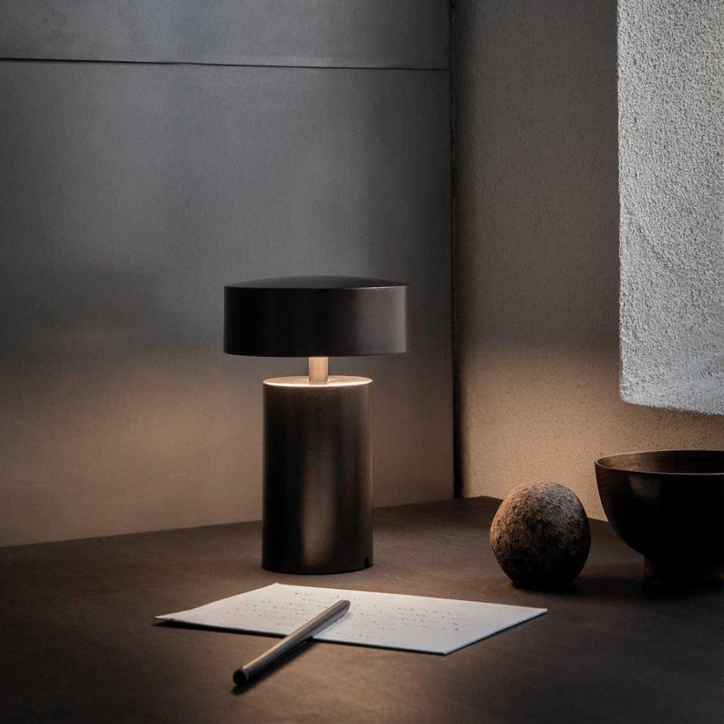 Lampen zonder snoer Menu Column tafellamp