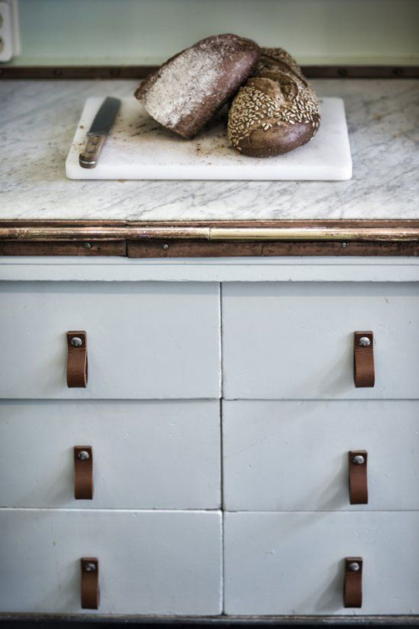 Handgrepen Keuken Industrieel : Home ? Wooninspiratie ? Leren handgrepen