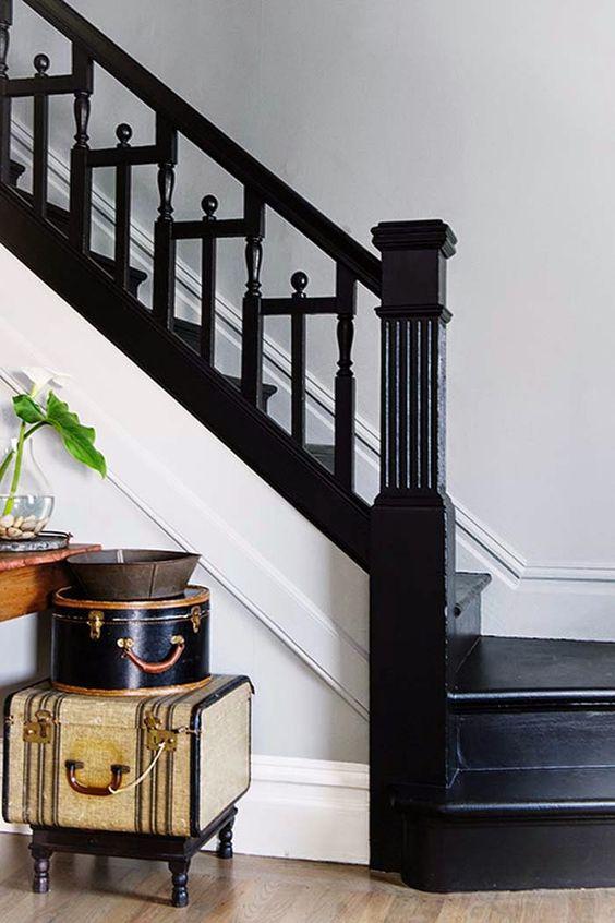 Leuke inspiratie ideeën voor een gekleurde trap!