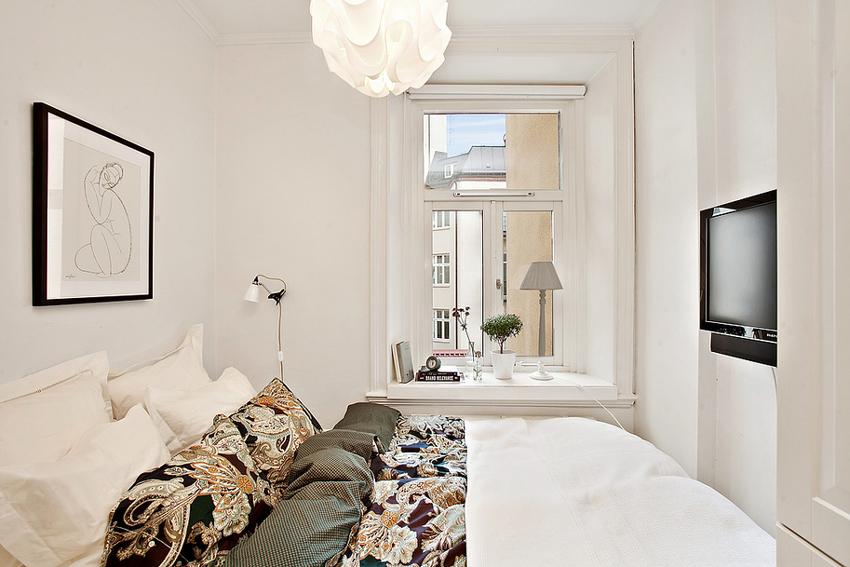 Leuke Kleine Slaapkamers : Kleine slaapkamers compacte slaapkamer met open badkamer en with