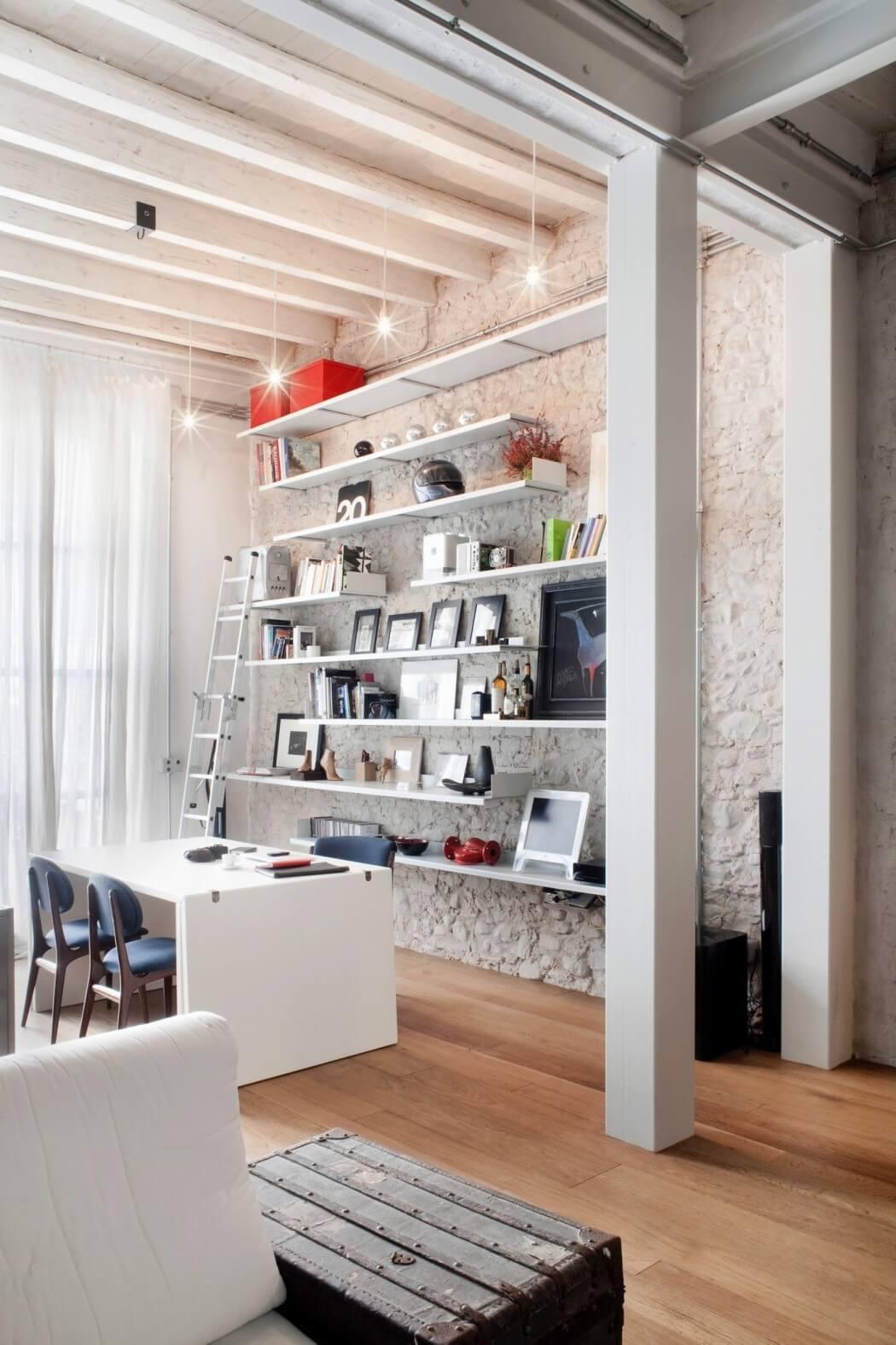 Loft appartement uit florence homease for Loft appartement