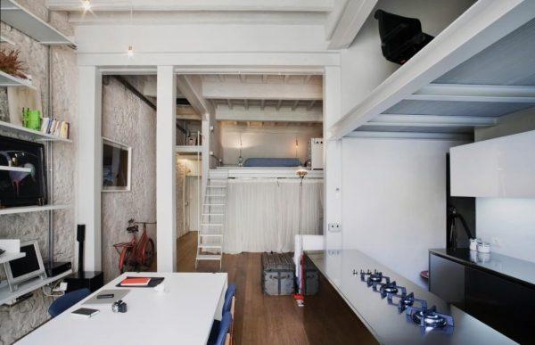 Loft appartement uit Florence