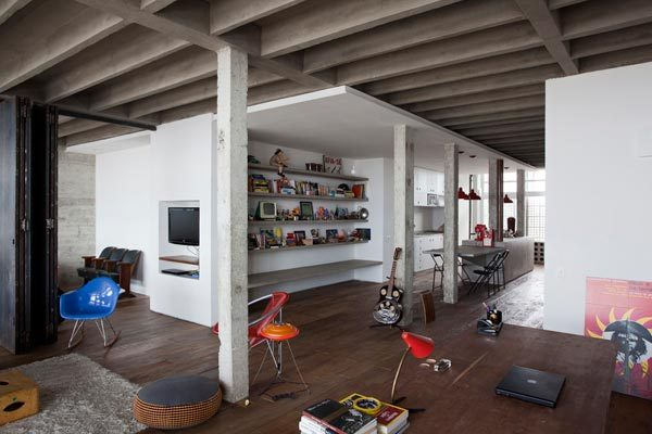 Loft appartement in Sao Paolo