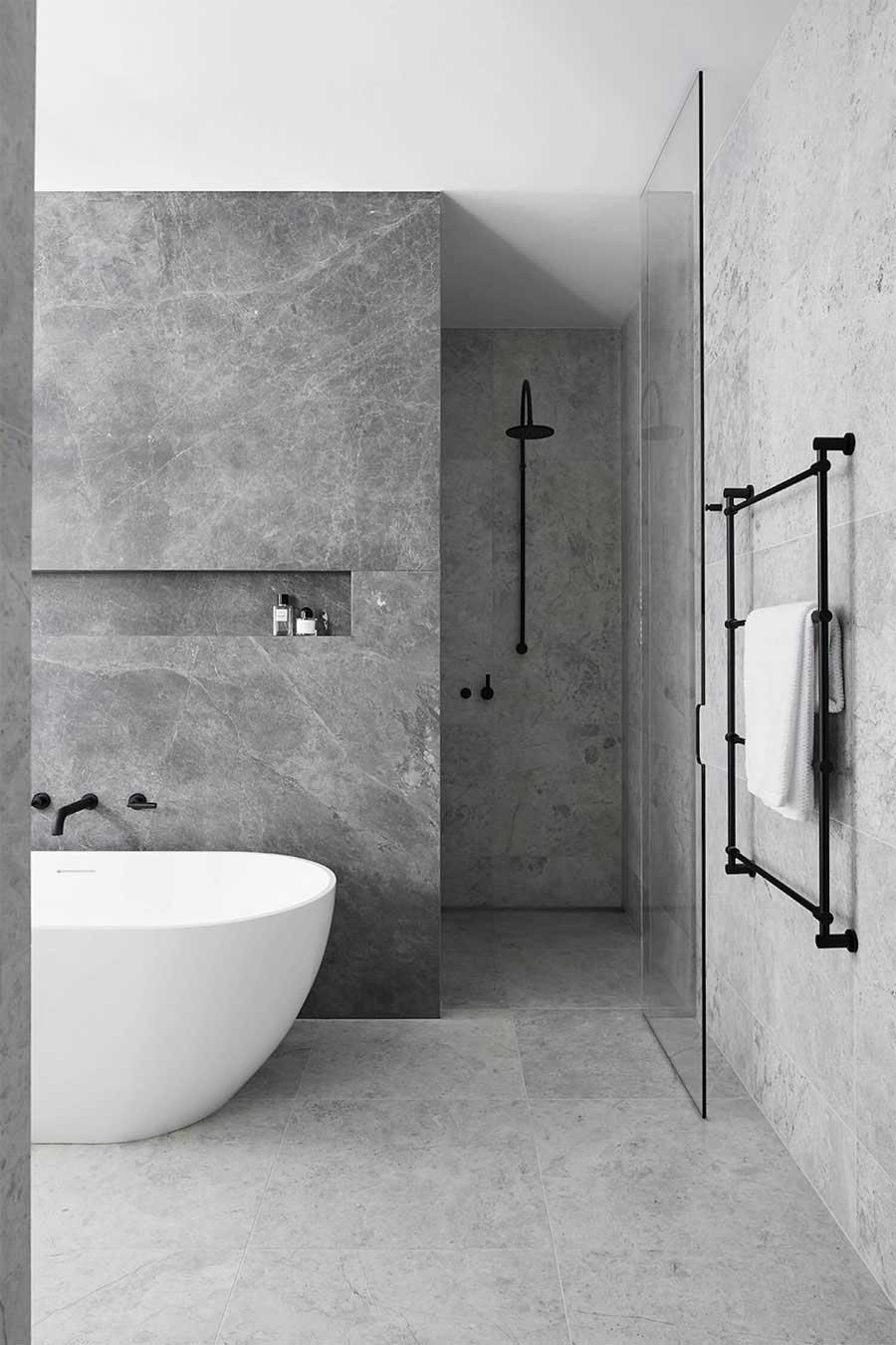 Luxe badkamer inspiratie