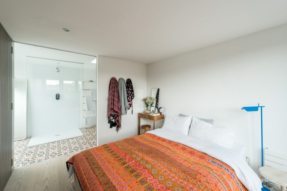 luxe badkamer doorloopdouche