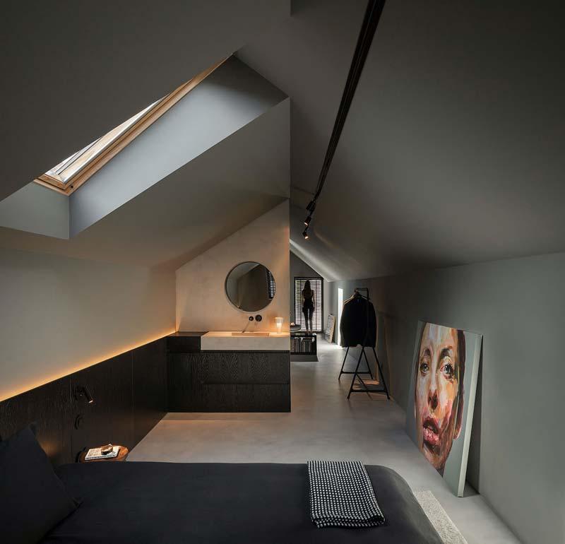 luxe slaapkamer en suite