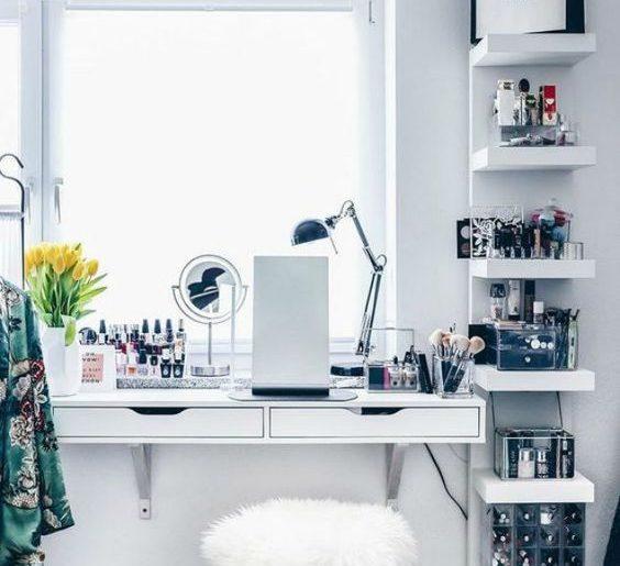 Make Up Tafel Inspiratie Ideeën Homease