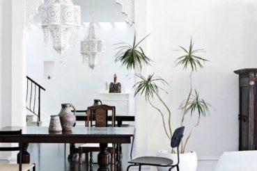 marokkaanse lamp