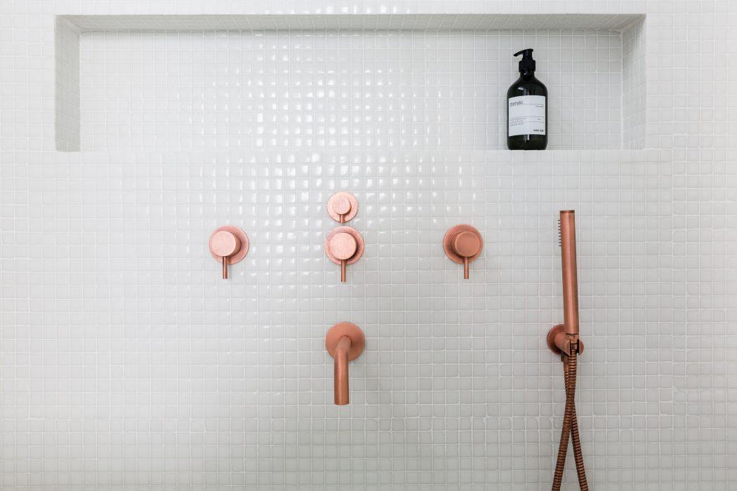 Minimalistisch chique badkamer