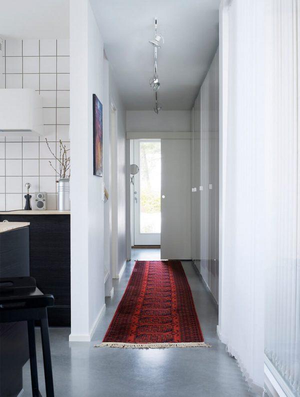 Modern landelijk wonen in Zweden