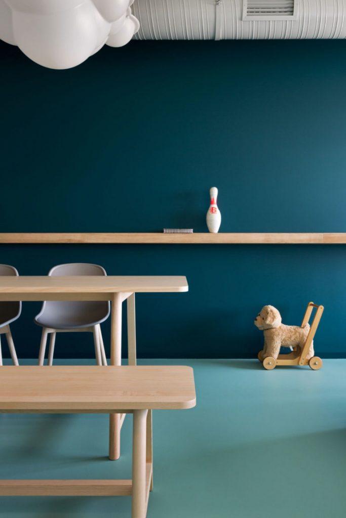 Modern minimalistisch appartement met industri le details homease - Muur jielde ...